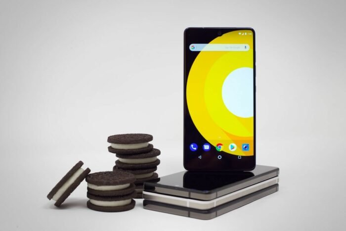 Essential Phone Android Oreo