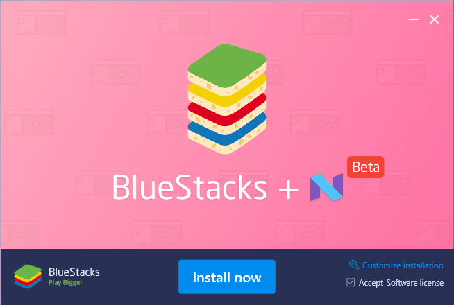 BlueStacks N Beta
