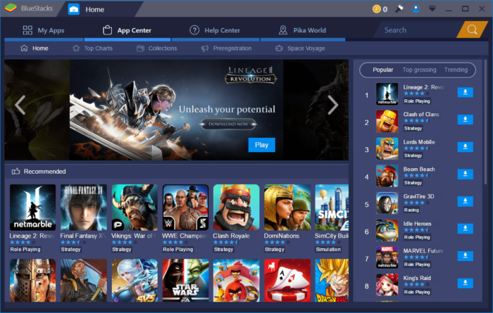 how to download apps on bluestacks