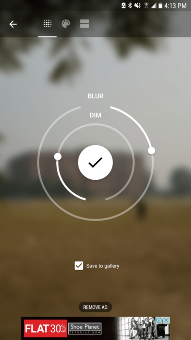 Blurone App