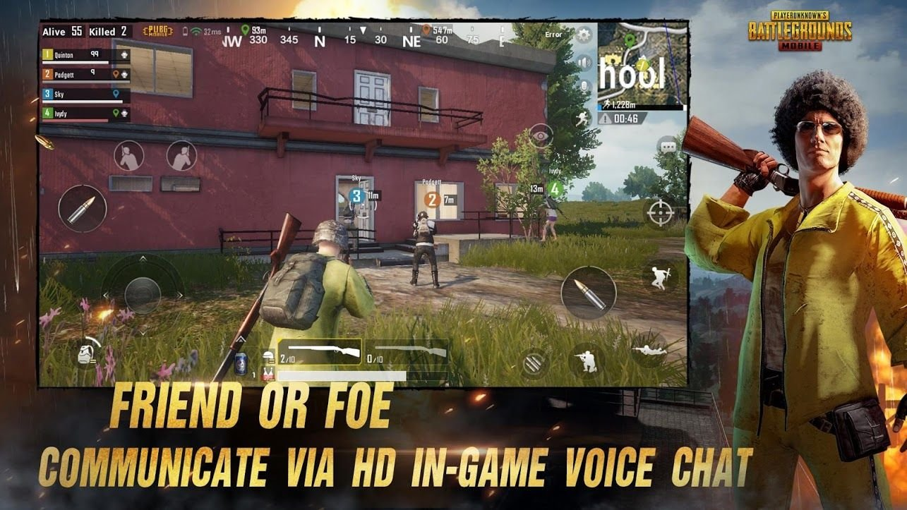 Download Pubg Mobile: Android Games On Mac And Windows