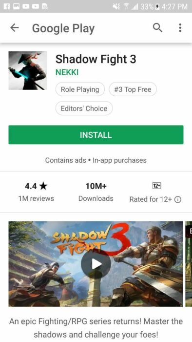 Download Google Play Store 9.6.11