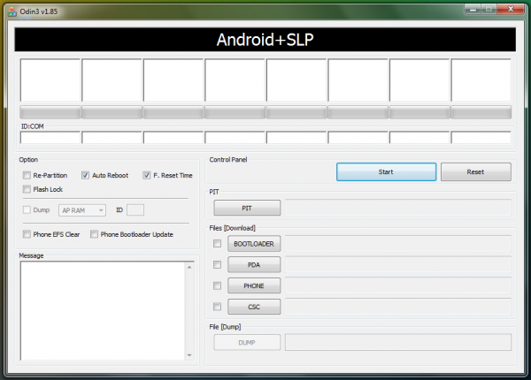 Root Android 4.0.4 XXBLFB on Galaxy S3 I9300 6