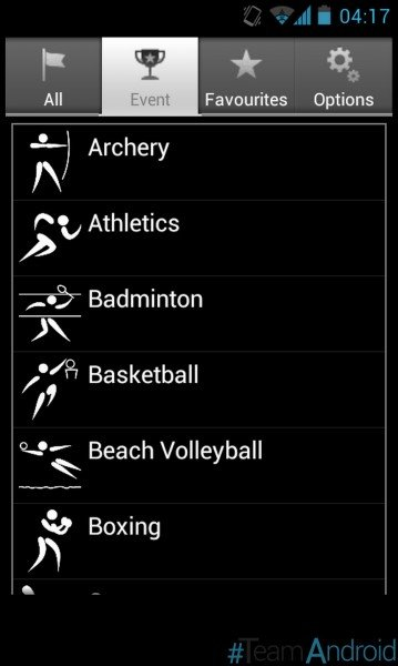 Top London 2012 Olympics Android Apps 13