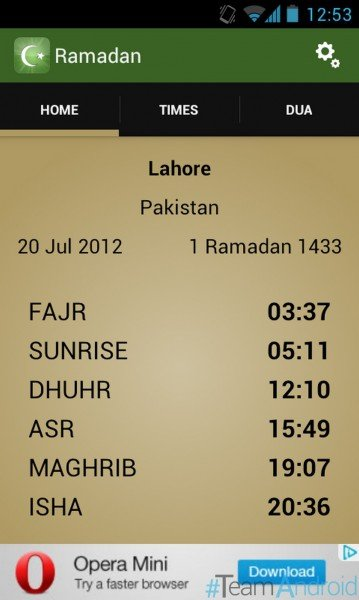 Top Ramadan Android Apps for 2012 10