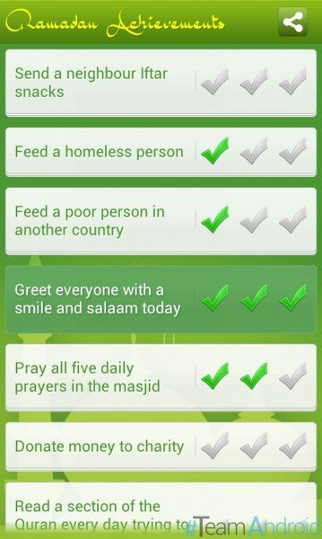 Top Ramadan Android Apps for 2012 13