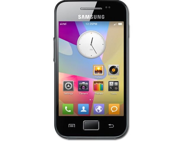 Update galaxy ace s5830 to android 2. 3. 6 gingerbread firmware.