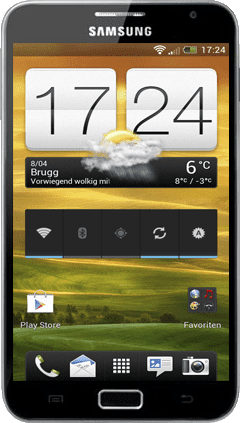 HTC Sense 4.0 ROM on Samsung Galaxy Note with Android 4.0.3 ICS 10
