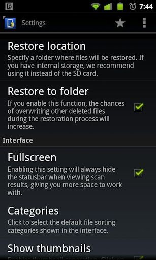 How to Recover Deleted Files from SD Card, Internal Storage on Android Devices 2