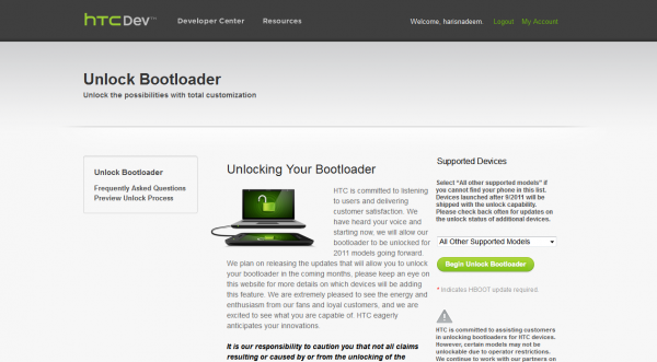 How to Unlock Bootloader of HTC Devices 32