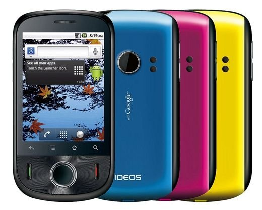 How to Install Android 4.1.1 CM10 Jelly Bean on Huawei U8150 IDEOS Custom Firmware 10