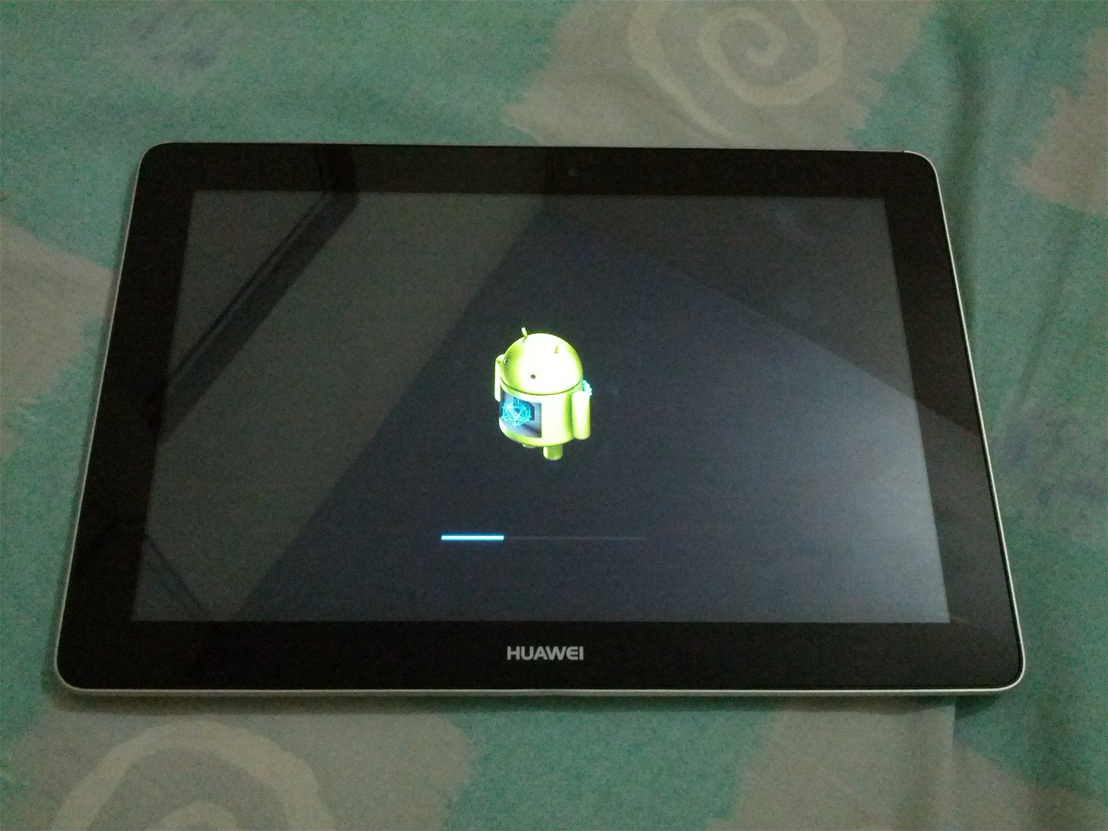 Huawei MediaPad 10 FHD: How to Enter Recovery Mode