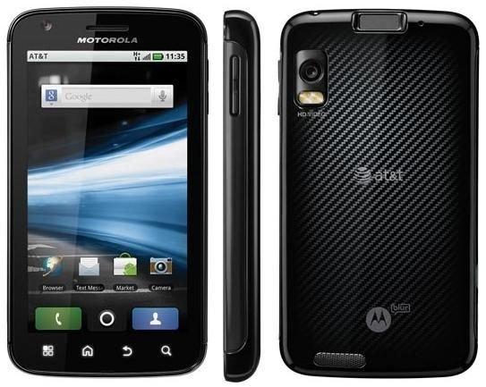 Update Motorola Atrix 4G to CyanogenMod10 Android 4.1 Jelly Bean Custom ROM 1