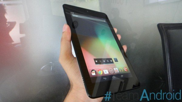 ASUS Nexus 7 - AOKP Milestone 1 Android 4.2.2 Jelly Bean