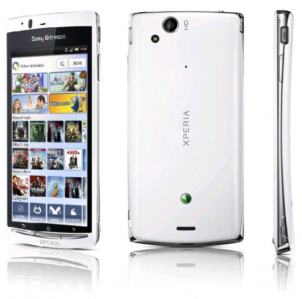 Install Android 4.1.2 CM10 on Xperia Arc S LT18i / LT18a Jelly Bean Custom Firmware 10