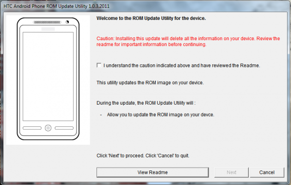How to Update HTC Devices with RUU - Tutorial / Guide