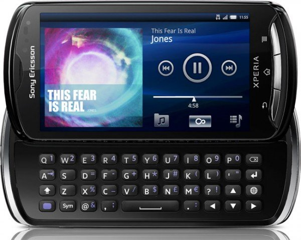 Update Xperia Pro MK16i / MK16a with Android 4.1.2 CM10 Jelly Bean Custom ROM 10
