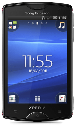 Update Xperia Mini ST15i / ST15a to Android 4.1.1 Jelly Bean CM10 Custom Firmware 1
