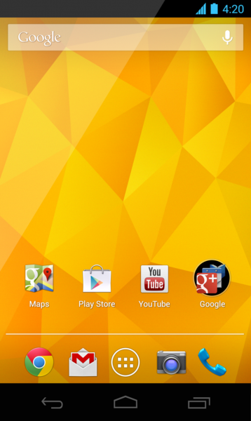 Android 4.2 Screenshots 15