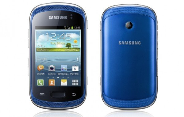 Update Galaxy Music Duos S6012 to XWALL1 Android 4 0 4