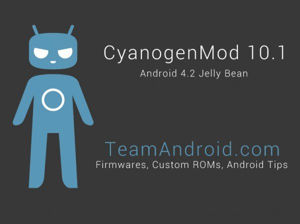 Android 4.2.2 CM10.1 Nightly Jelly Bean