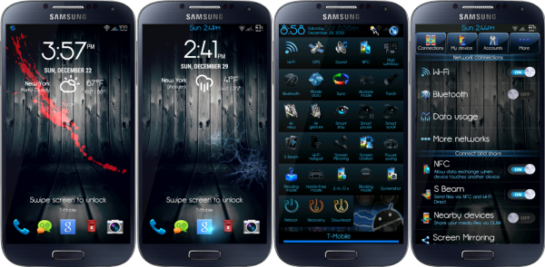 HOW TO: Install T-Mobile Galaxy S4 M919 UVUEMK2 Android 4 3