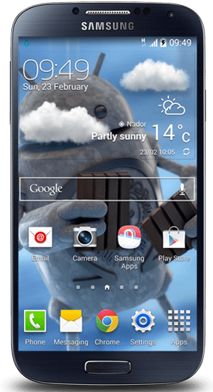 Update Galaxy S4 I9500 to Android 7.0 MOSP OTA Nougat Custom Firmware 10