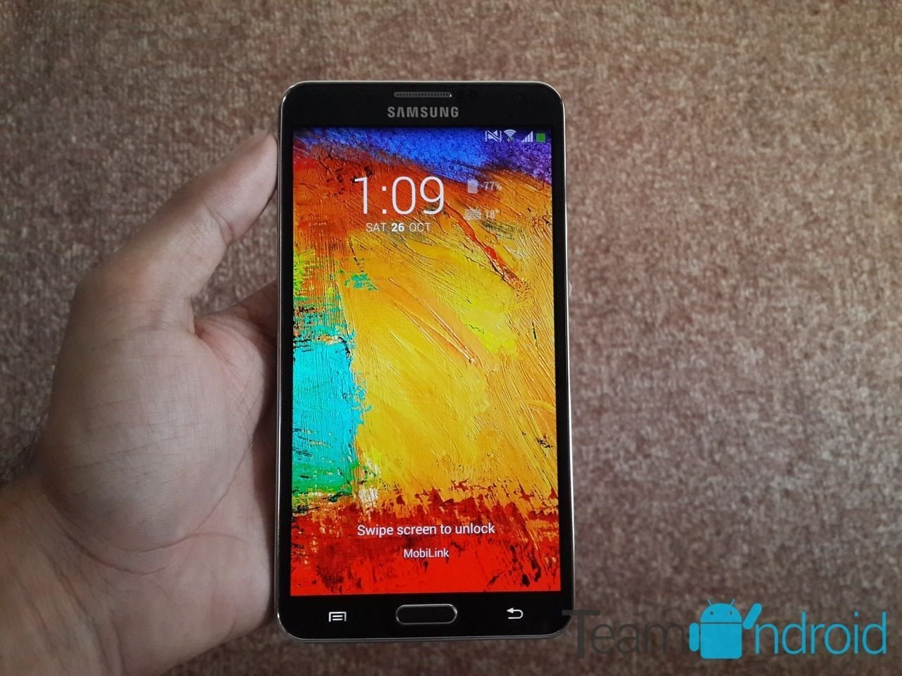 Update Galaxy Note 3 N900 to XXUEBOA6 Android 5 0 Lollipop