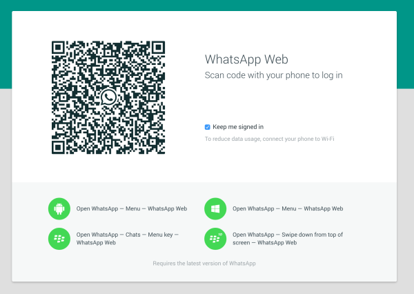 HOW TO: Use WhatsApp Web with WhatsApp Android App - Tutorial / Guide