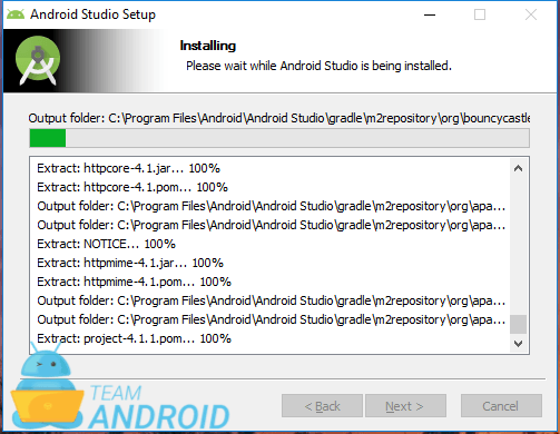 Install Android Studio - Setup Wizard 6