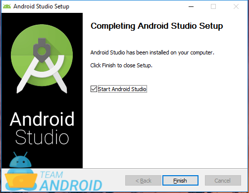 Install Android Studio - Setup Wizard 8