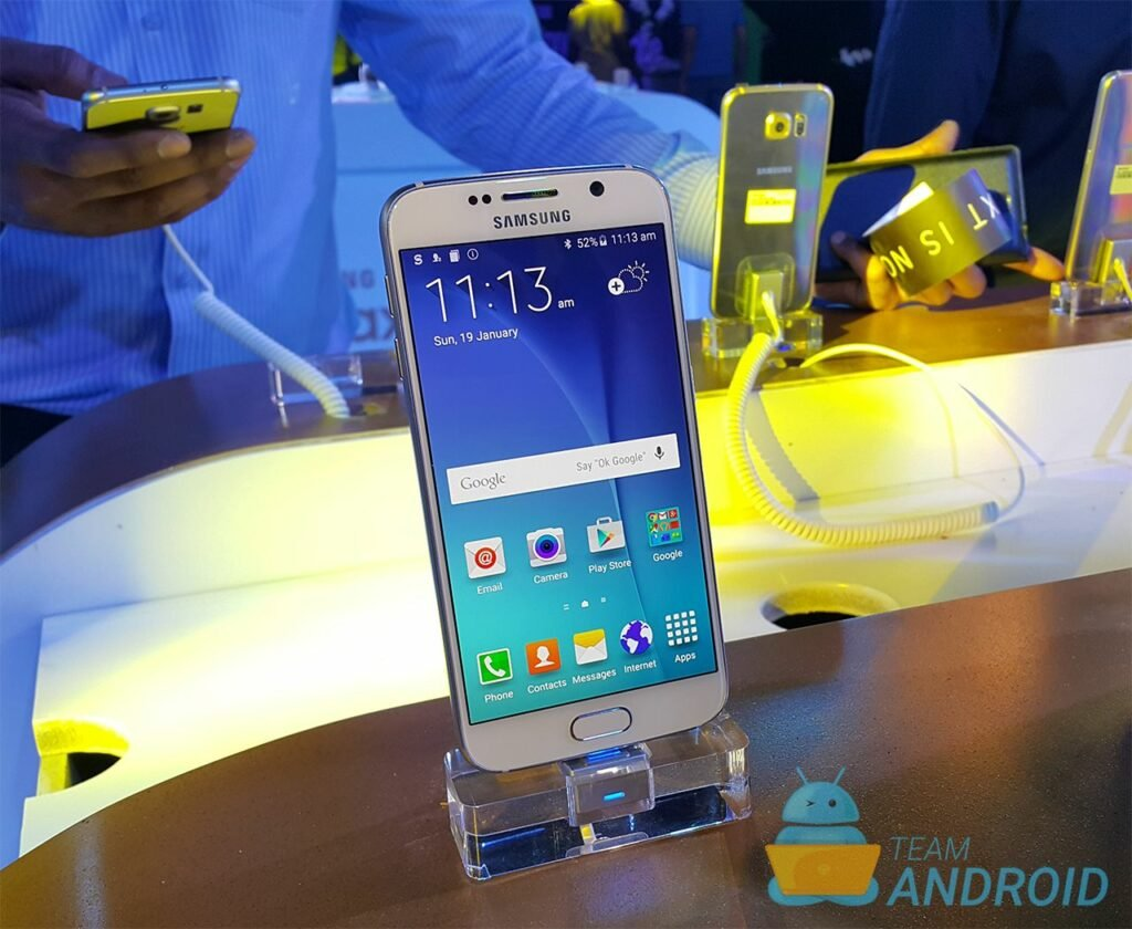 Install Samsung Galaxy S6 G920W8 TWRP 3 1 0 Recovery [How To
