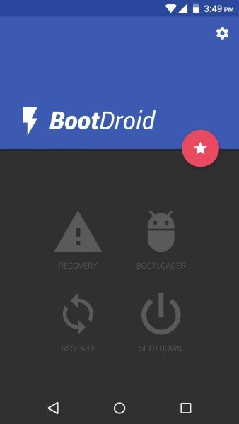 BootDroid Android App