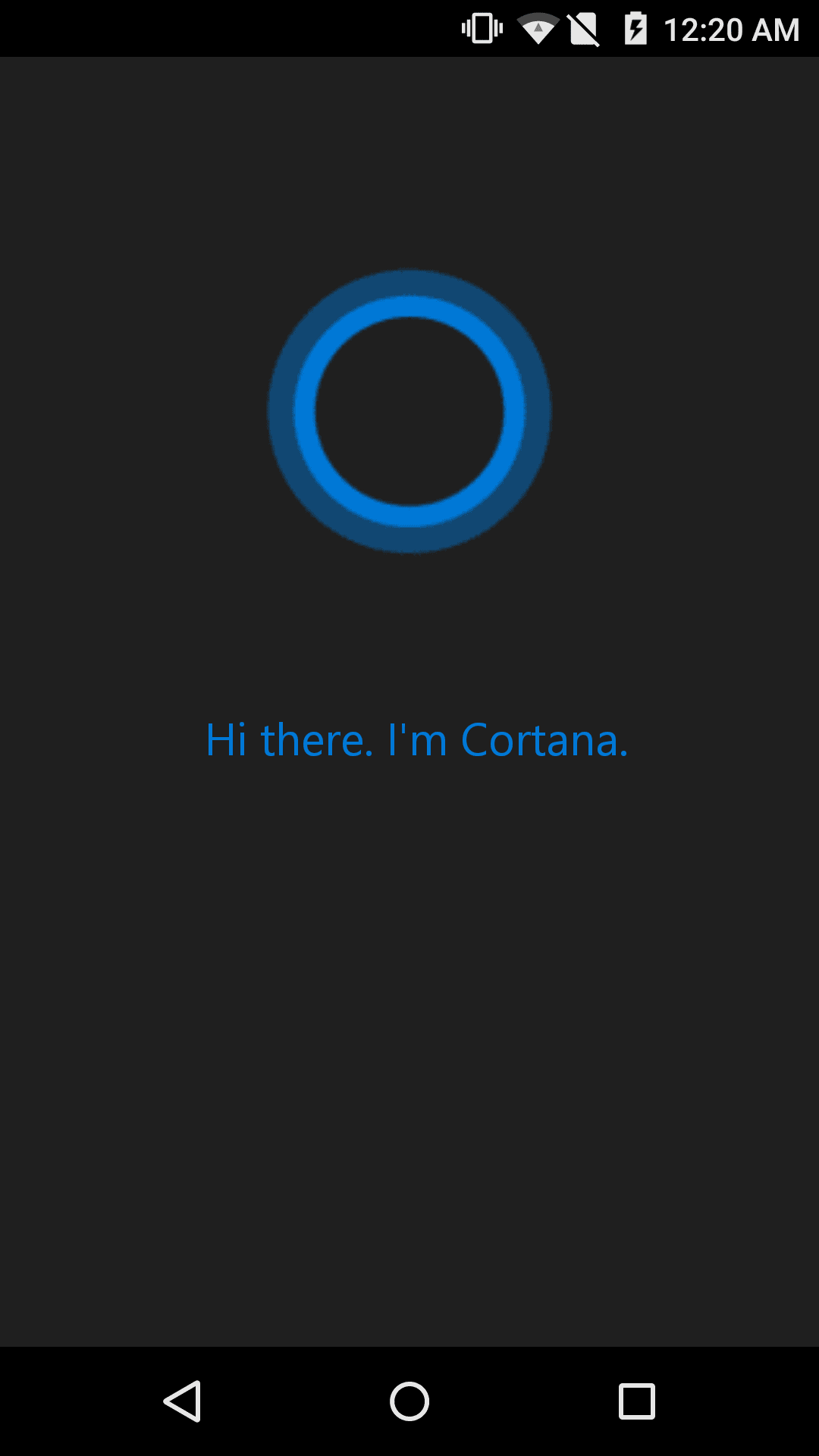 Microsoft Cortana is Now Available On Android and iOS 1