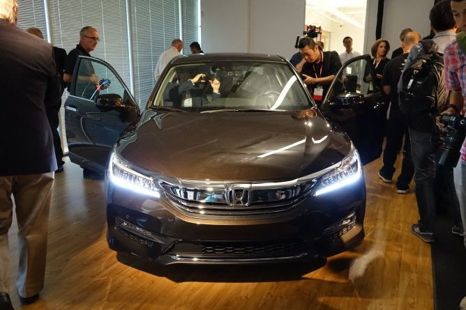 2016 Honda Accord Will Be Honda S First Car With Android Auto