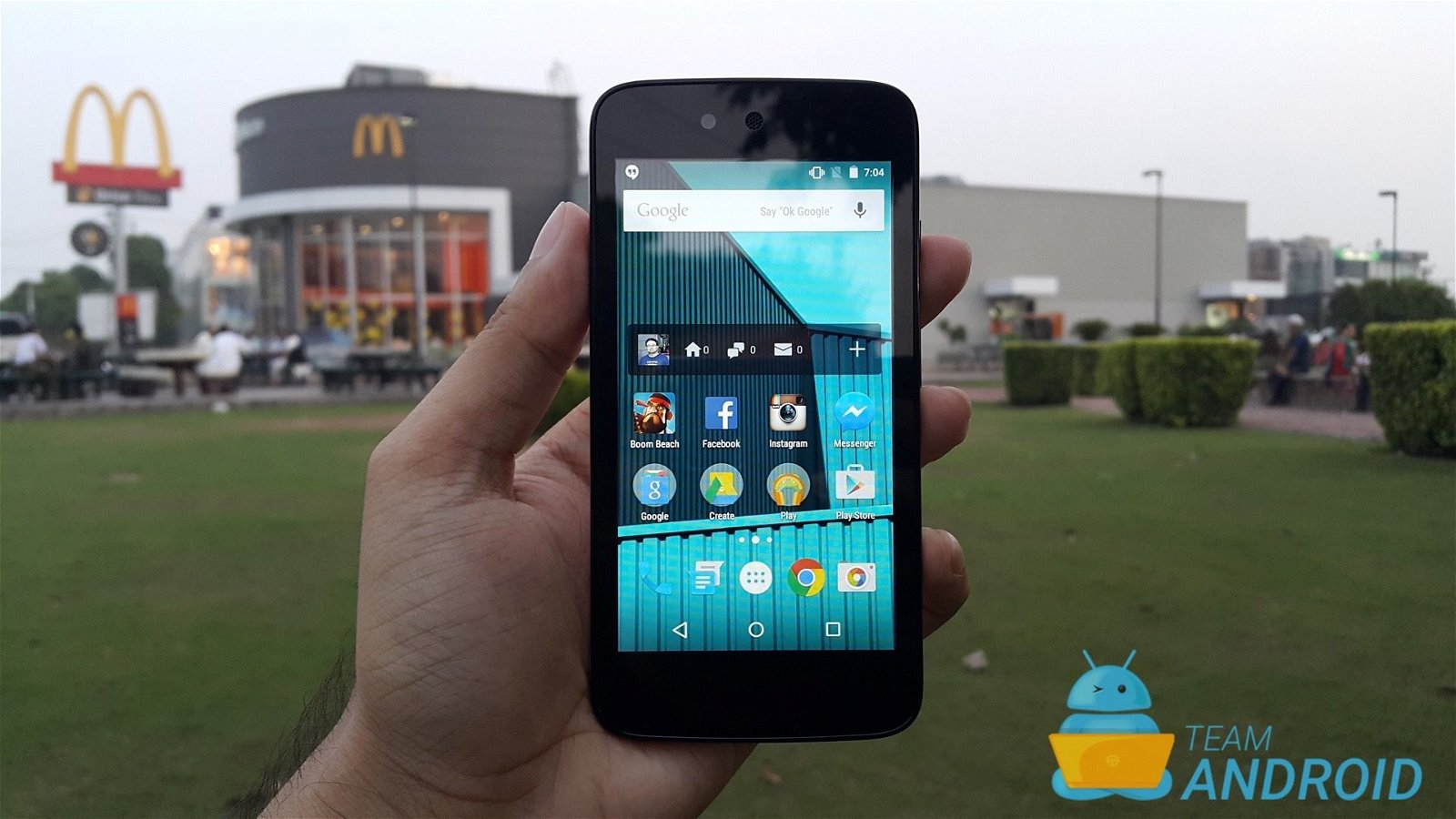 QMobile A1 Review - First Android One Phone in Pakistan 73