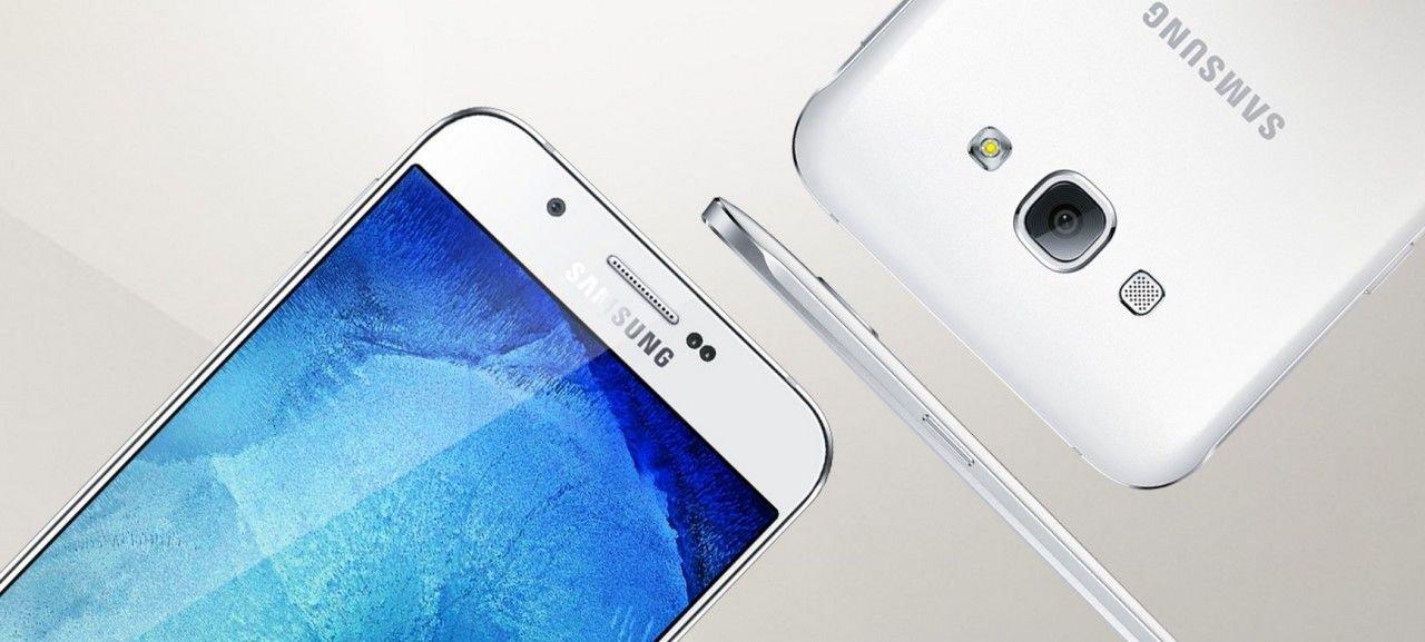 Samsung Galaxy A8-2