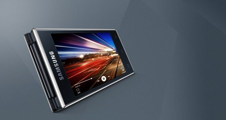 Meet the Samsung's Flagship Flip Phone With Snapdragon 808 1
