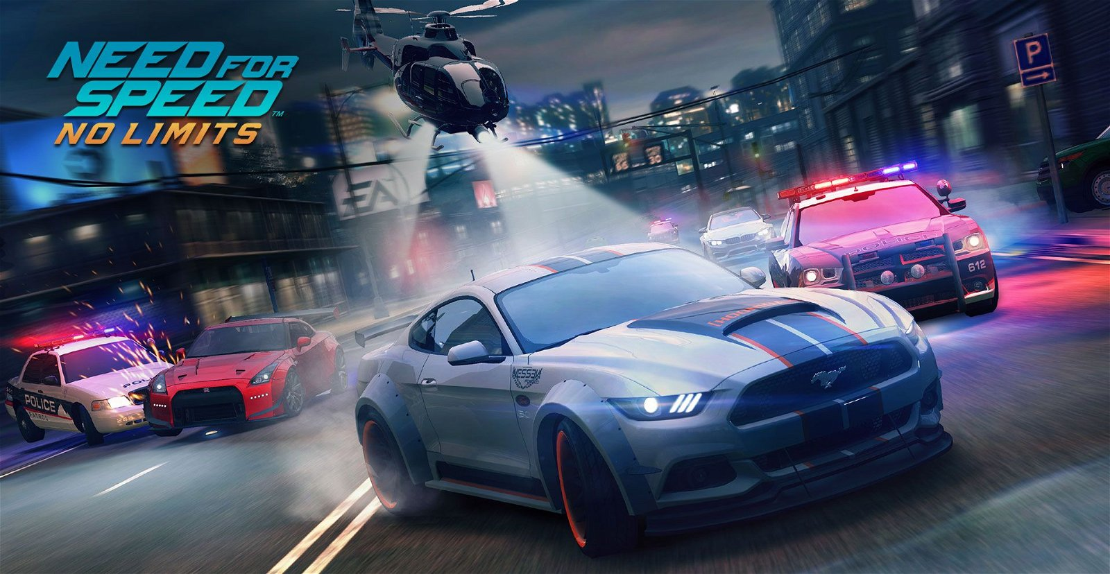 Need for Speed No Limits is Released for Android and iOS 6