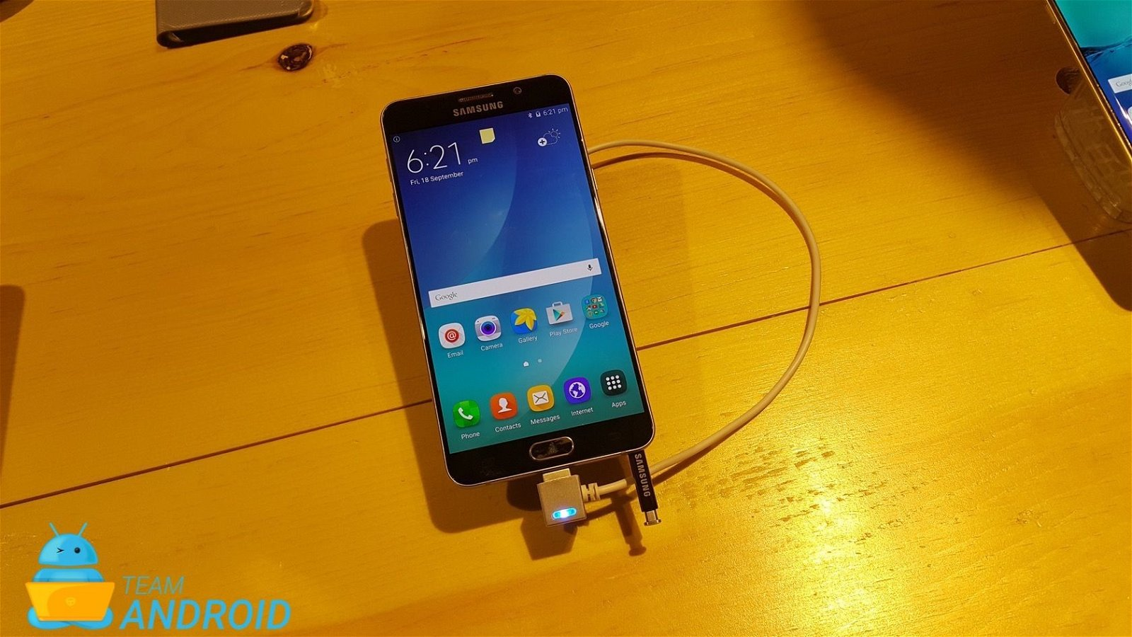 HOW TO: Install Galaxy Note 5 TWRP 3 1 0 Recovery [N920C / N920G