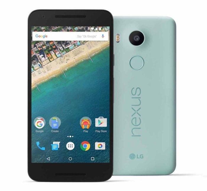 Update Nexus 5X to Android 8.0 Oreo