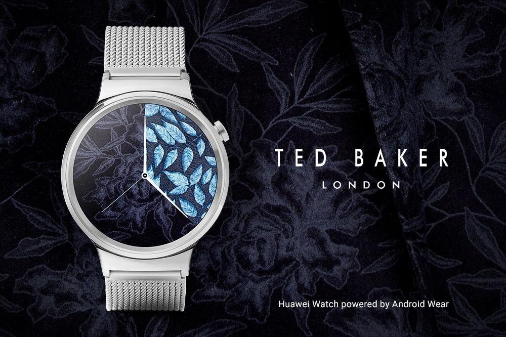 Ted Baker Watch Face