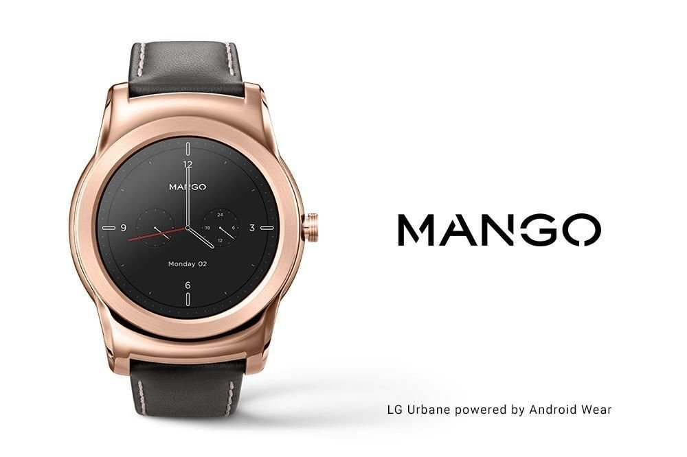 Mango Watch Face