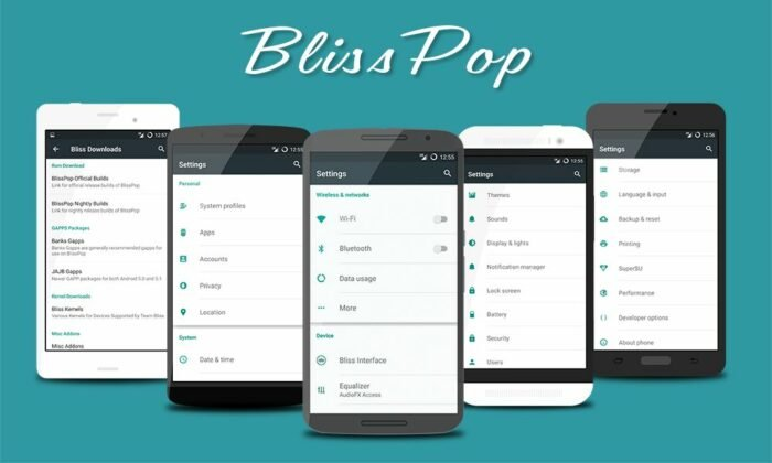 Install Android 6 0 1 BlissPop on Galaxy Note 4 N910F Marshmallow