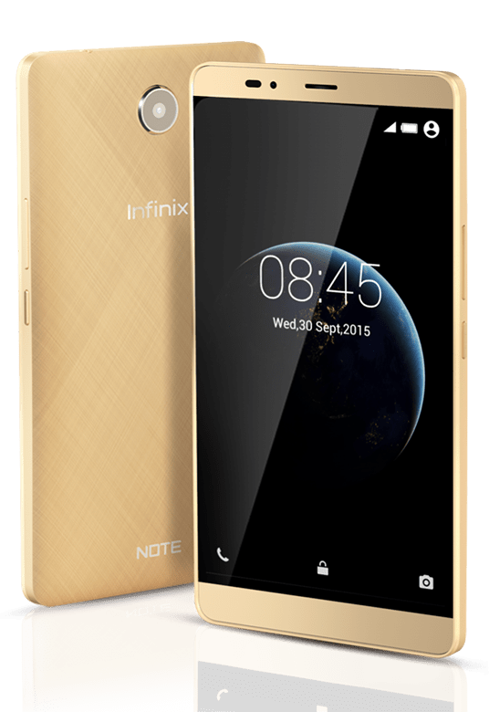 Infinix Note 2 is Official With 6 Inch Display And 4000 mAh Battery 6