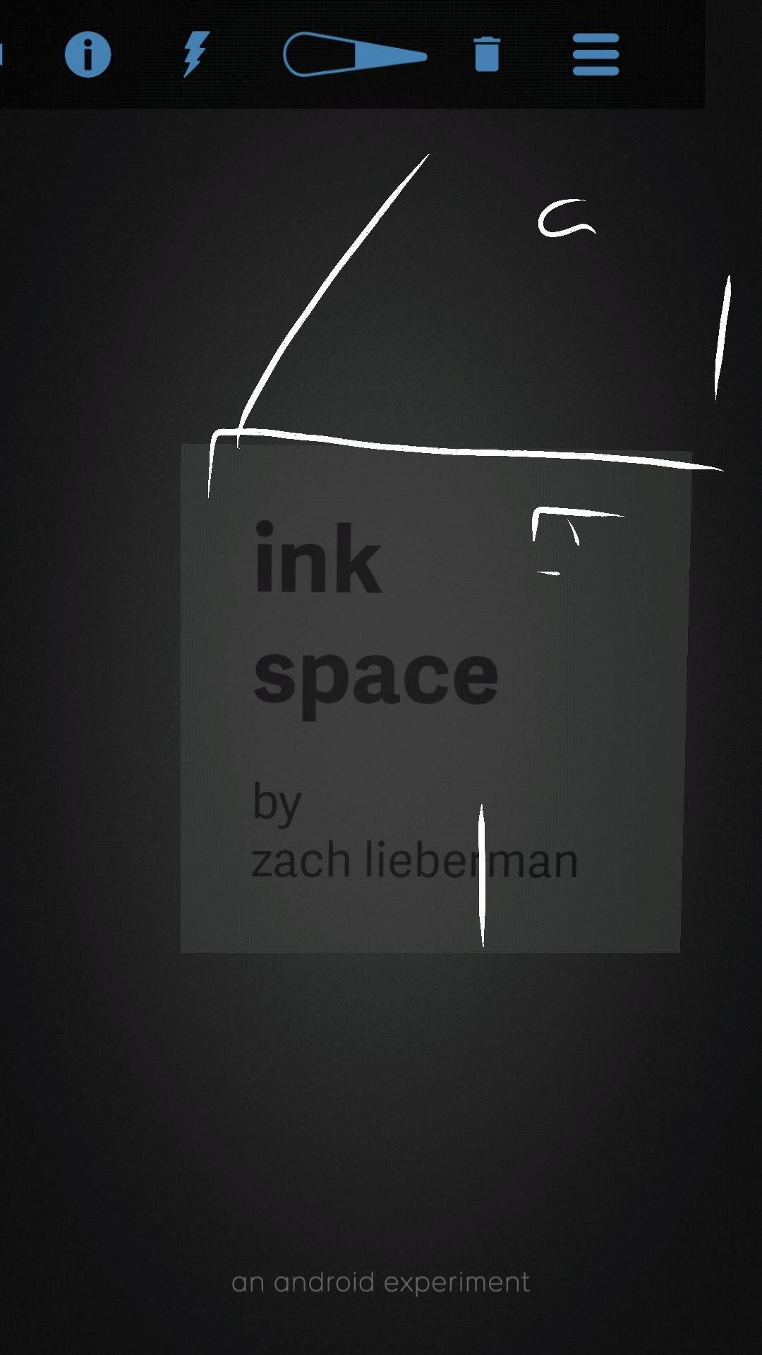 Ink Space App