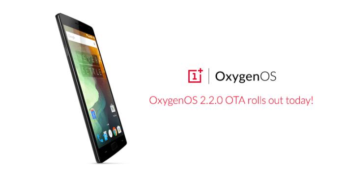 OnePlus-OxygenOS 2.2