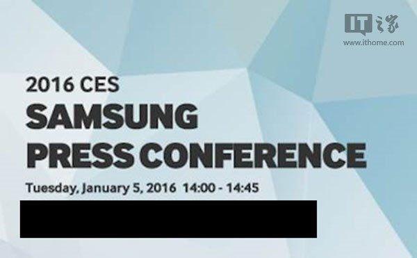 Samsung-CES-2016-invite