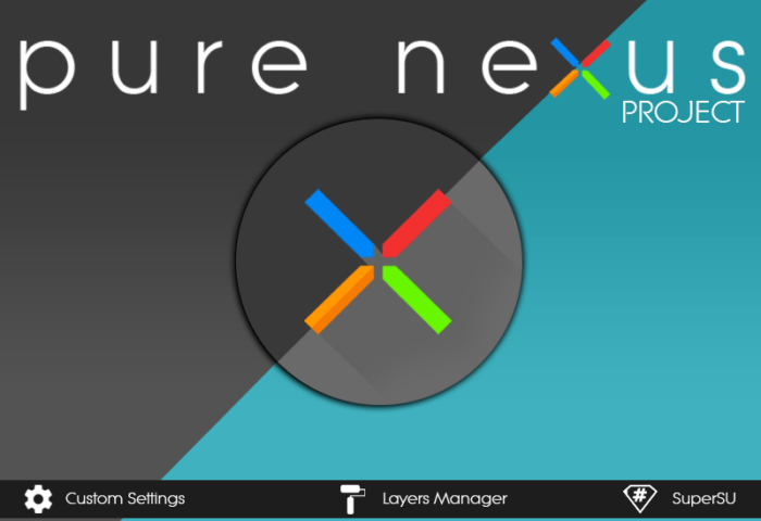 Install Android 601 The Pure Nexus Project On Nexus 7 2013
