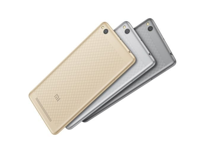 Xiaomi Redmi 3-back